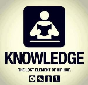 The Lost Element of Hip Hop