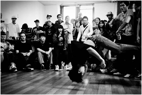 Next Gen Jam breakdance competition