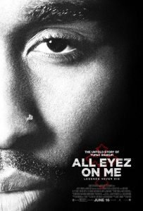 all eyez on me movie tupac poster